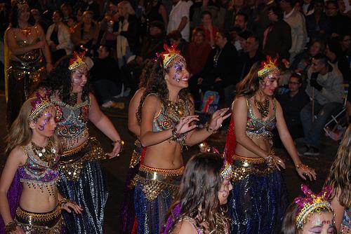 Programa del Carnaval 2011 en Santa Cruz de Tenerife