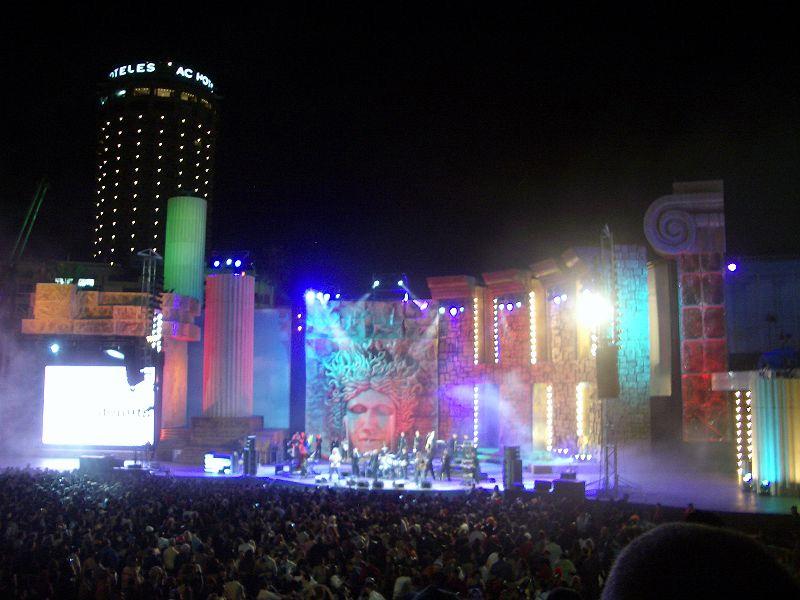 Programa del Carnaval de Las Palmas 2011