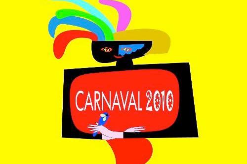 Cartel Carnaval Las Palmas 2010