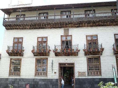 La Casa de los Balcones, La Orotava