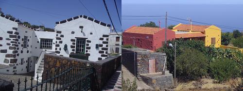 Casas en Tiñor