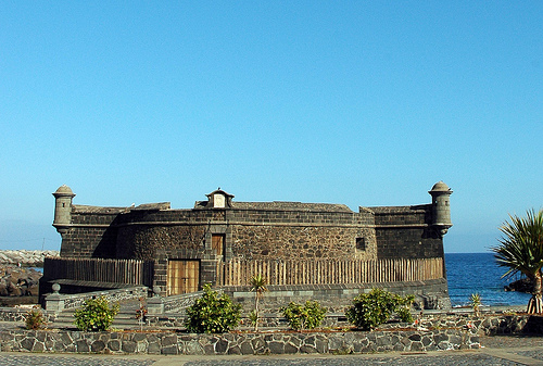 Castillo de San Juan Bautista