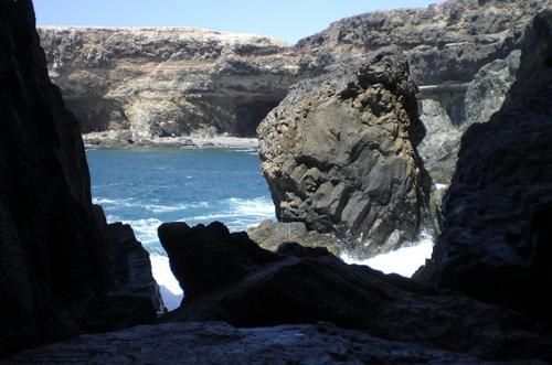 Cuevas de Ajuy