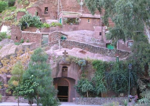 Casas cueva de Guayadeque