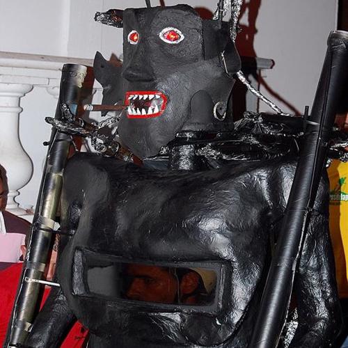 Diablo de Tijarafe