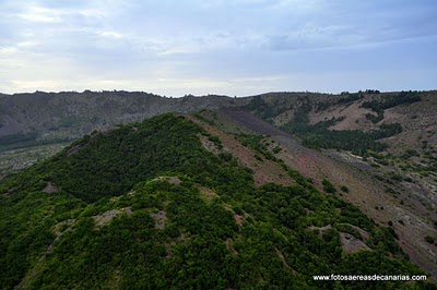Video de los volcanes de El Hierro