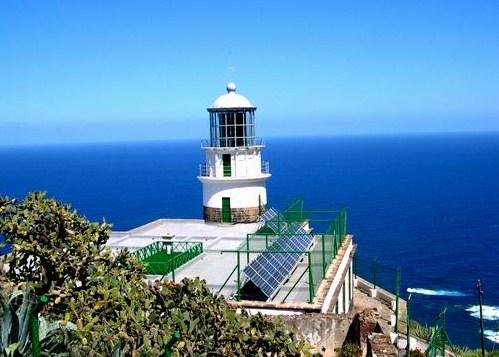 El Faro de Punta de Anaga en Tenerife