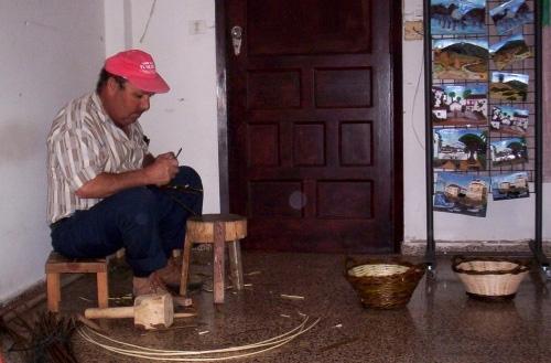 Feria de artesanía tradicional en Maspalomas