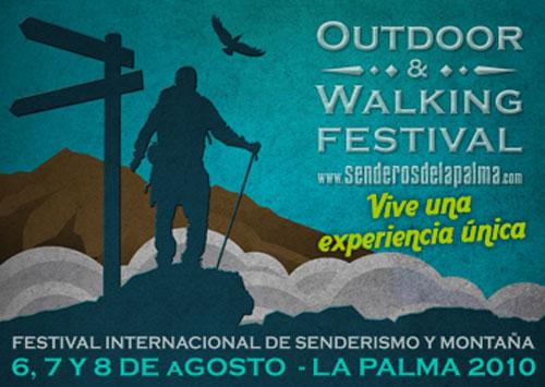 Festival de Senderismo y Montaña, La Palma 2010