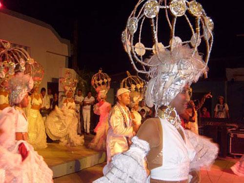 Fiestas en La Palma
