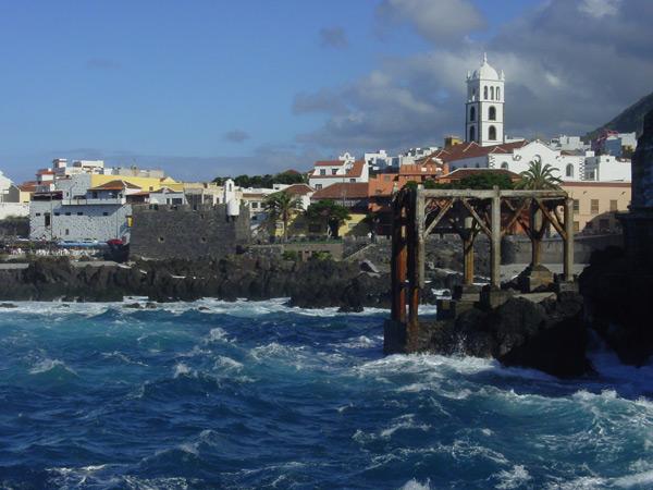 Viajar a Tenerife Sur o Tenerife Norte