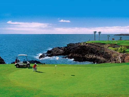 Golf en Tenerife