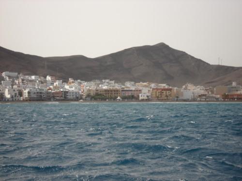 Gran Tarajal, turismo en calma en Fuerteventura