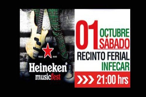 Heineken music fest 2011