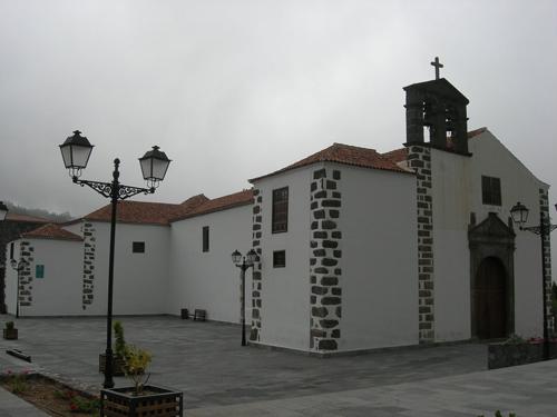 Iglesia San Pedro en Vilaflor