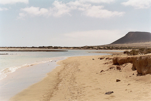El Parque Natural de Chinijo en La Graciosa