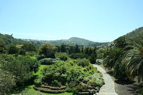 Jardin Botanico en Gran Canaria