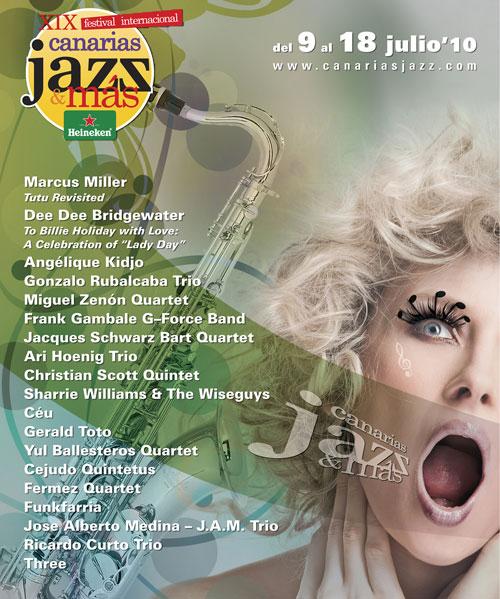 Festival Internacional Canarias Jazz 2010