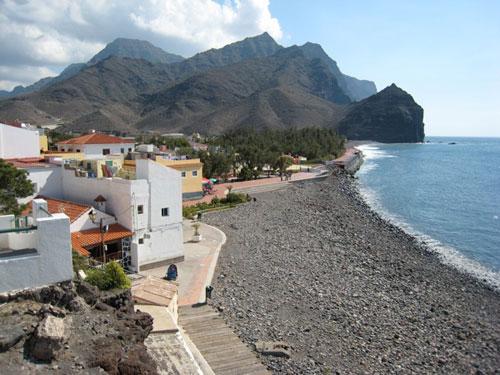 La Aldea de San Nicolás en Gran Canaria