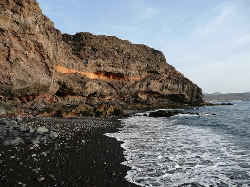 Monumento Natural de Los Ajaches en Lanzarote