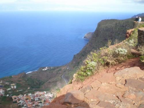 El Mirador de Abrante en La Gomera
