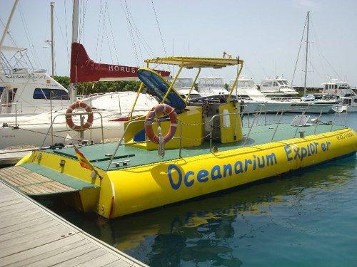 Oceanarium Explorer, en Fuerteventura