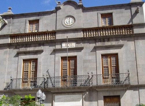 Santa Cruz acondiciona la planta baja en la restauración del Palacio de Carta