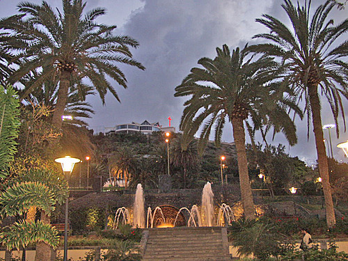 El Parque Doramas