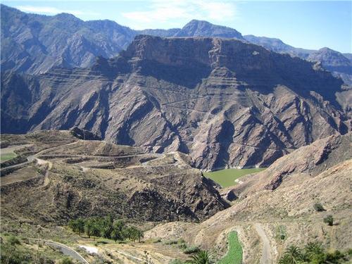 El Parque Natural de Tamadaba en Gran Canaria