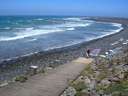 Playa de Pozo Izquierdo