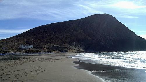 La Playa del Médano en Tenerife