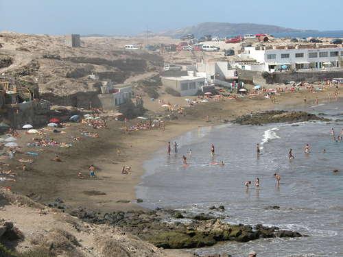 Las playas de Agüimes, en Gran Canaria
