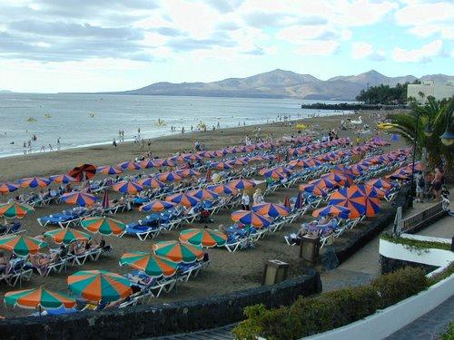 Playas en Canarias