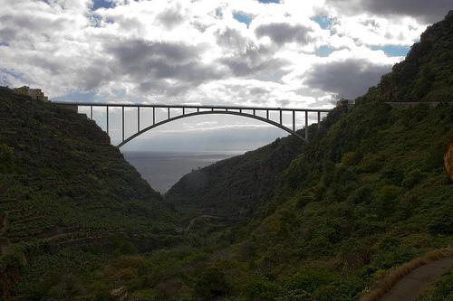 Los Tilos, Reserva de la Biosfera en la Palma