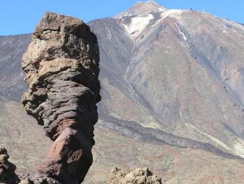 El Roque Cinchado en Tenerife