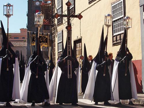 Semana Santa en Canarias