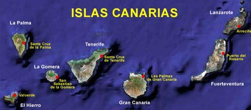 siete islas