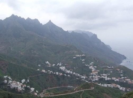 Taganana, la joya de los valles en Tenerife