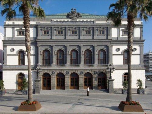 Teatro Perez Galdos, Las Palmas de Gran Canaria
