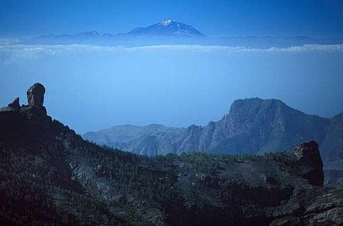 Teide desde Gran Canaria