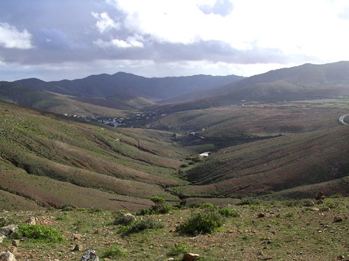 Betancuria, el suelo más antiguo de Canarias