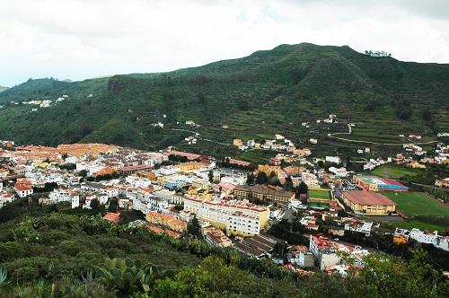La Vega de San Mateo, Isla de Gran Canaria