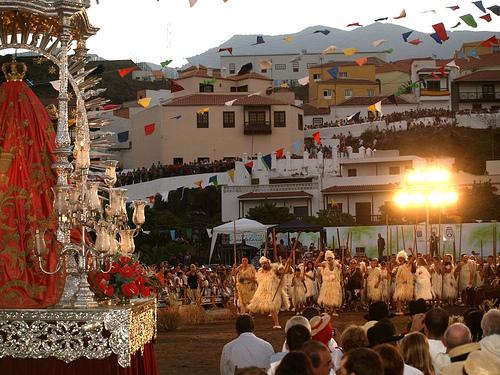 Fiesta de la Candelaria en Tenerife