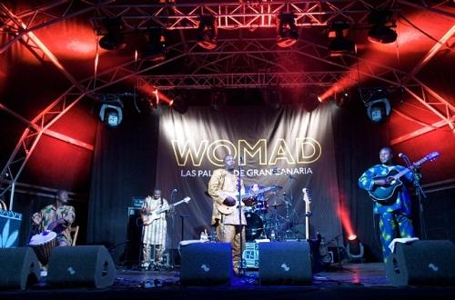 WOMAD 2010, en Gran Canaria